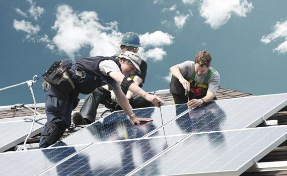 Solar as a Service