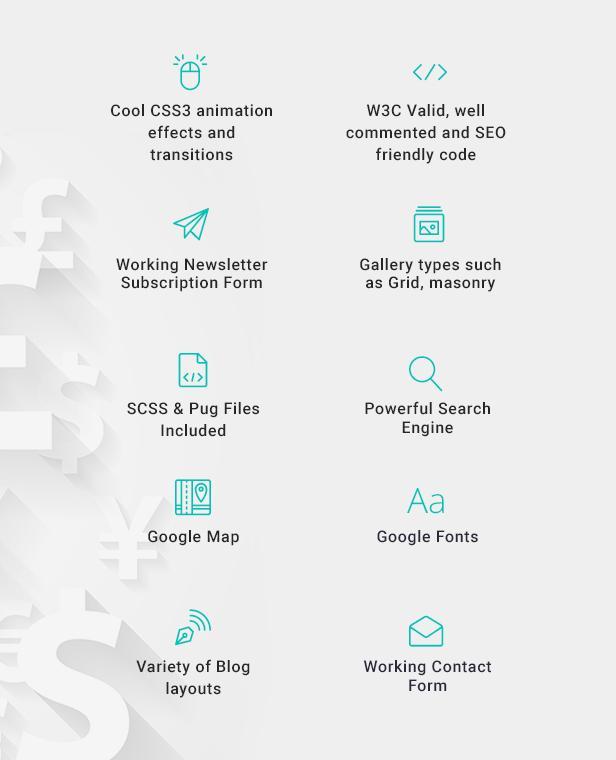 VistaPay - Bank Multipage HTML5 Template - 3